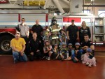Highlight for Album: Firehall Visit 2011